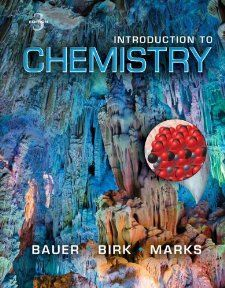Introduction to Chemistry Rich Bauer, James Birk, Pamela Marks