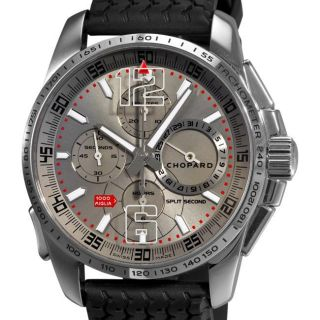 Chopard Mens Mille Miglia Split Second Chronograph Watch