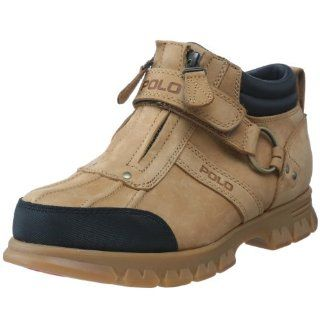 Polo Ralph Lauren Mens Conquest 2 Hi Boot Shoes