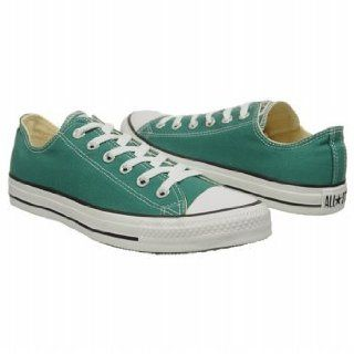 Converse Chuck Taylor All Star Lo Top Kelly Green Canvas Shoes Shoes