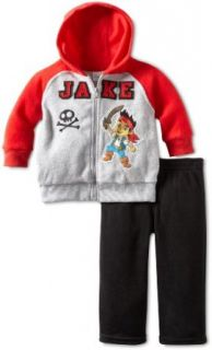 Disney Boys 2 7 2 Piece Jake Arctic Fleece Pant Set