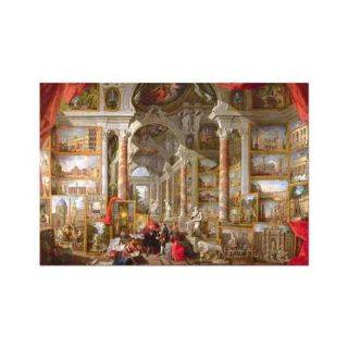 Gallery with Views of Modern Rome Puzzle 5000 piece Puzzle