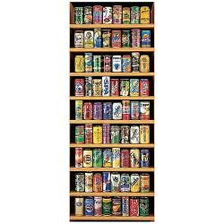 Soft Drink Cans 2000 piece Jigsaw Puzzle