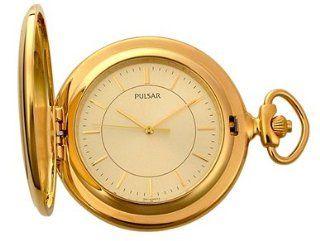 Pulsar Mens PTC102 Pocket Watch: Watches:
