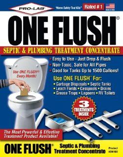 Pro Lab ON102 One Flush Septic And Plumbing Treatment Concentrate