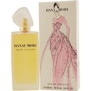 Hanae Mori Hanae Mori Haute Couture Womens 3.4 ounce Eau de