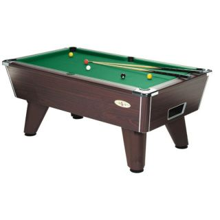 Billard Winners Dom 7ft Suprême Marron   Achat / Vente BILLARD Le