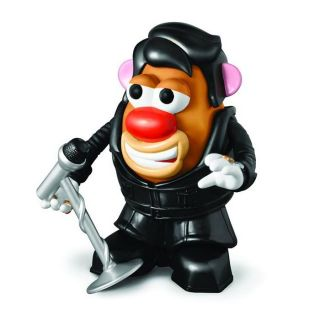 ZIC MR POTATO HEAD ELVIS PRESLEY 68 SPECIAL   Achat / Vente FIGURINE