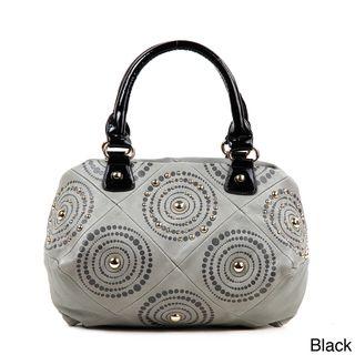 Nicole Lee Avril Spiral Shoulder Bag