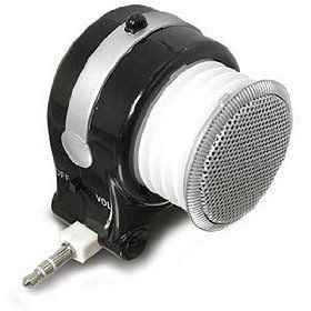 Super Cool Mini Stereo Speaker with 3.5mm Audio Jack and