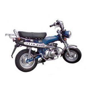 DAX 125cc bleu KOR   Achat / Vente MOTO DAX 125cc bleu KOR