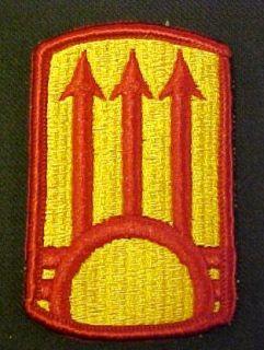 111th ADA (Air Defense Artillery) Full Color Dress Patch