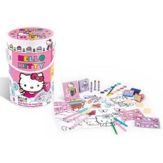 Maxi Baril de Coloriage Hello Kitty   Achat / Vente PACK PERLE