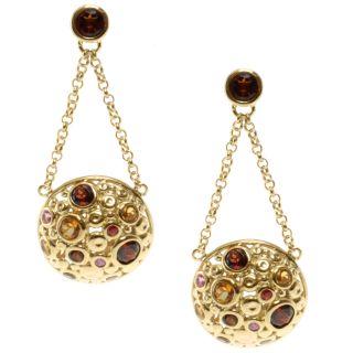 Jason Dow Two tone Multi gemstone Earrings Today $124.99