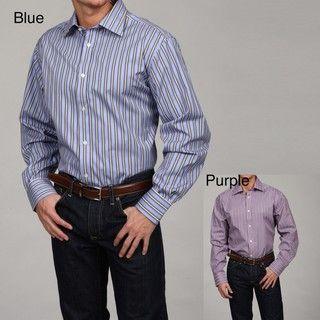 Maker & Company Mens Striped Shirt
