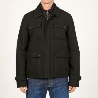 Chaps Mens Black Wool blend 3 in 1 Jacket Today $124.99