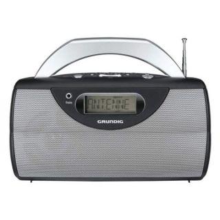 71 RDS BLACK   Achat / Vente RADIO PORTABLE Radio GRUNDIG MUSIC 71