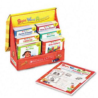 Sight Word Educational Readers (Case of 125)