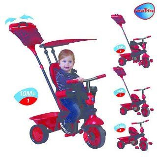 Smart Trike 4 in 1 Trike   Ladybug Sports & Outdoors