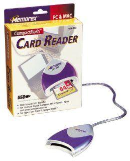 Memorex USB CompactFlash Card Reader Computers