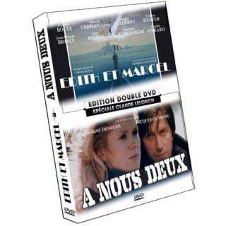 Edith et marcel;a nous deux en DVD FILM pas cher