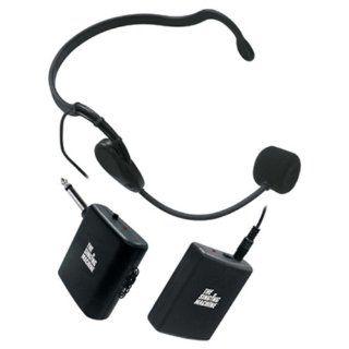 Singing Machine SMM 112 Karaoke Wireless Headset