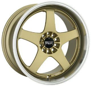 (Gold) Wheels/Rims 5x100/114.3 (96287107)    Automotive