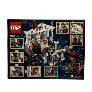 LEGO Atlantis 4611032 City of Atlantis Toy Set