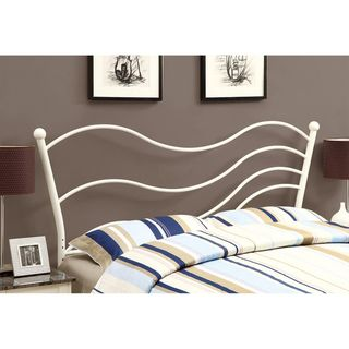 White Queen/ Full size Versatile Headboard