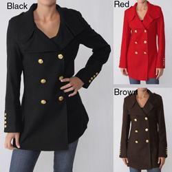 Miss Posh Juniors Double Breasted Coat