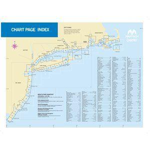 Maptech ChartKit® Book w/ Companion CD Region 3   New
