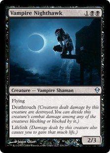 the Gathering   Vampire Nighthawk (116)   Zendikar Toys & Games