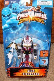 Dino Stegazord 5.5 Power Rangers Action Figure Toys
