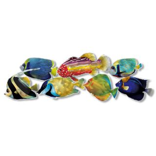 Steve Heriot Tropical Fish II Metal Wall Art Today $159.99 2.0 (1