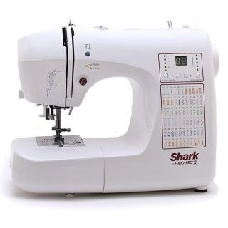 Euro Pro Shark 66 stitch Digital Electronic Sewing Machine