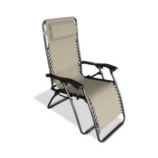 Zero Gravity Chair   Beige