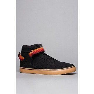 Adidas Originals Adi Rise Canvas Casual Mens High Top Sneaker