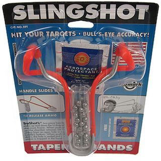 Tapered Powerbands Slingshot