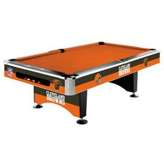 Cleveland Browns Pool Table with Free Installation