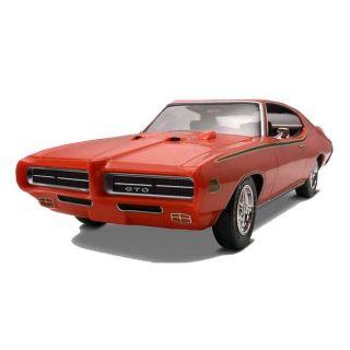 Revell 124 Scale 1969 Pontiac GTO Judge