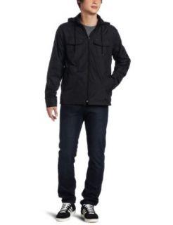 RVCA Mens Bay Breaker Windbreaker Jacket Clothing