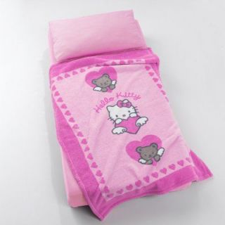 PLAID Hello Kitty Teddy 75 x 100 cm   Achat / Vente COUVERTURE   PLAID