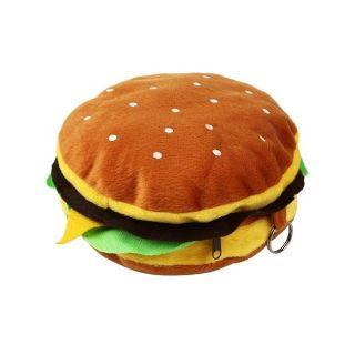 24 disc Hamburger CD/ DVD Storage Case
