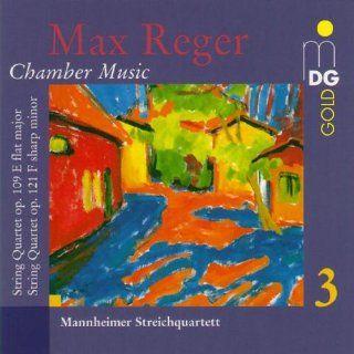 121   Mannheim String Quartet Max Reger, Mannheim String Quartet