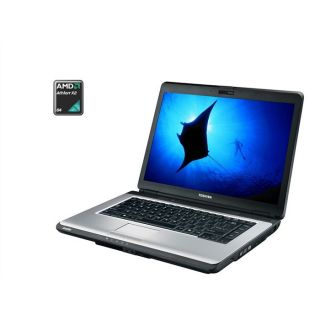 ORDINATEUR PORTABLE Toshiba Satellite L300D 115 + sticker gris pour po