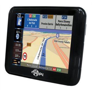 Mappy Mini 310 ope TMC Guide Routard   Achat / Vente GPS AUTONOME