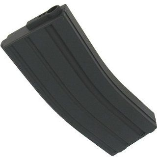 King Arms M4/M16 120 Round Airsoft Magazine: Sports