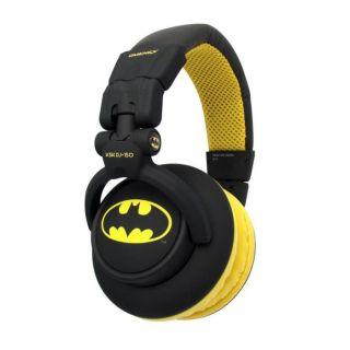 Omenex KSK DJ150 Batman   Achat / Vente CASQUE  ECOUTEUR Omenex KSK