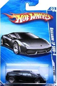 Hot Wheels 2010 121 Lamborghini Gallardo LP 560 4 All