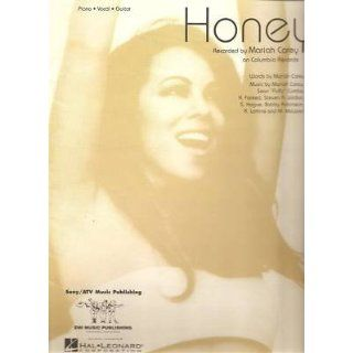 Sheet Music Honey Mariah Carey 121